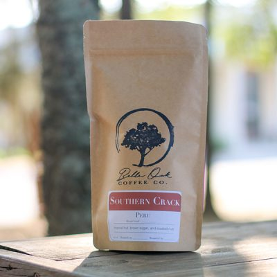 Southern Crack Coffee by Belle Oak Coffee Company