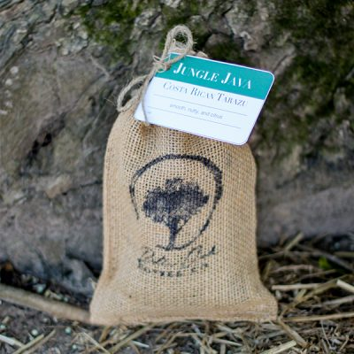Jungle Java Green Bean Coffee
