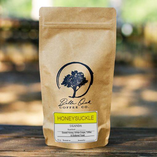 Honeysuckle Roasted Coffee